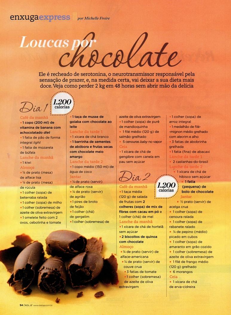 mariana001 - Loucas por chocolate!