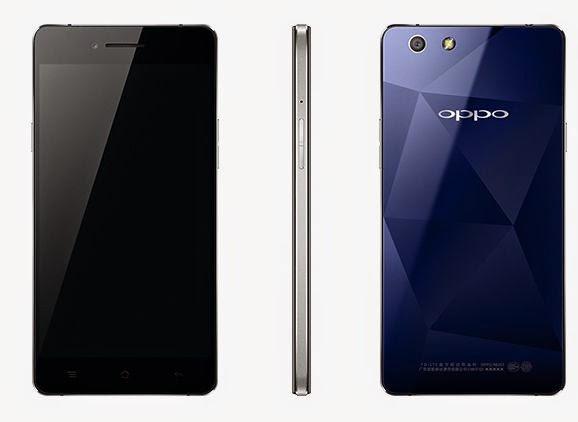 Oppo R1C Design Elegan dan Performa Tinggi