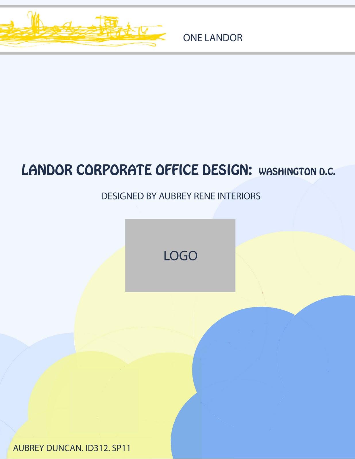 aubrey duncan landor office design project process book work landor office design project process book work