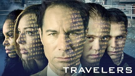 """""""Travelers"""" season 3 is now available on NetFlix. Welcome To The 21st!"""