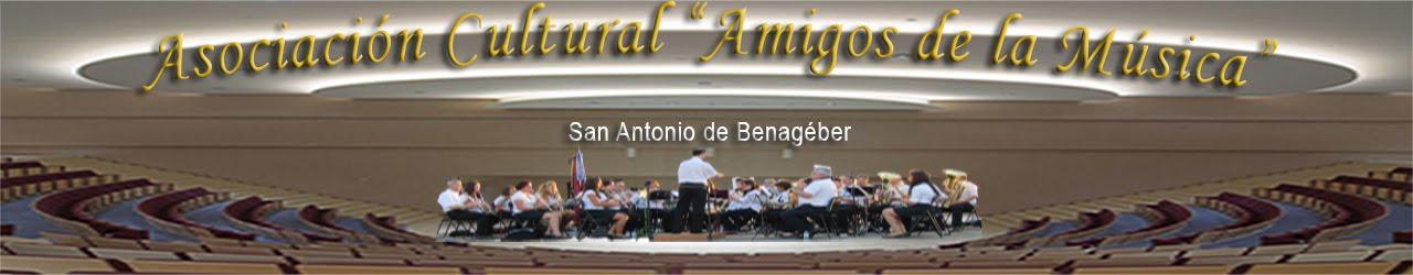 """Asociación Cultural  """"Amigos de la Música"""""""