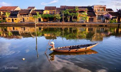 Sông Hoài- Hôi An