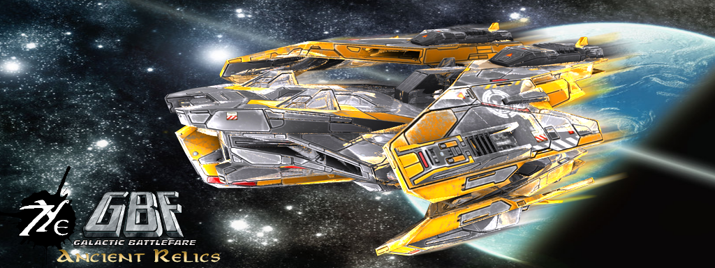Galactic Battlefare Gameart