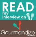 My interview on Gourmandize