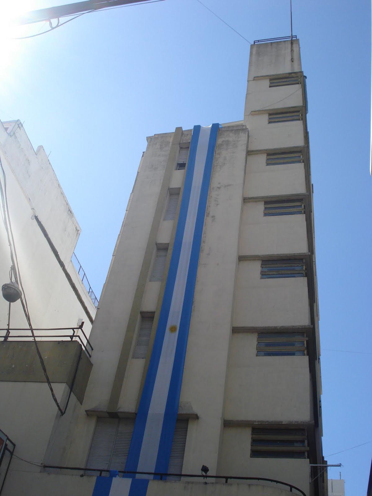 Historia de la arquitectura 2 2011 unr taller de gregorio for Arquitectura rosario
