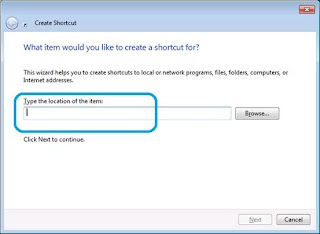 Create a shortcut