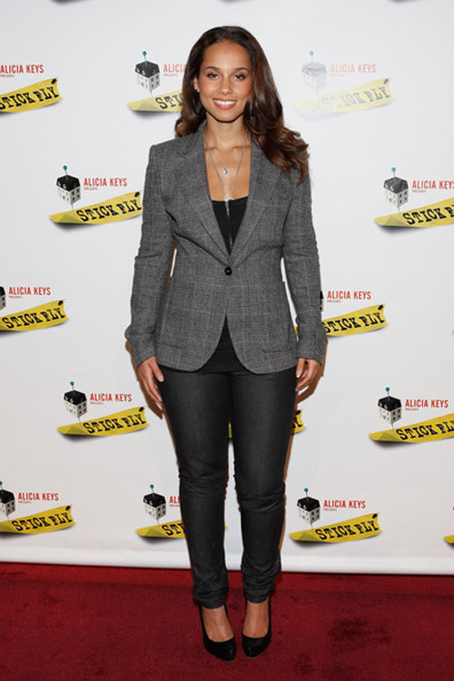 Alicia Keys Fashion Style Alicia Keys Is A Grammy Award Winning