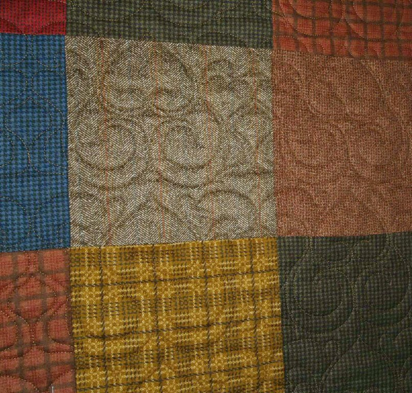 Carolyn Rucker's Pieces of Eight Quilt