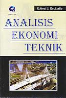 ajibayustore  Judul Buku : ANALISIS EKONOMI TEKNIK Pengarang : Robert J. Kodoatie Penerbit : Andi