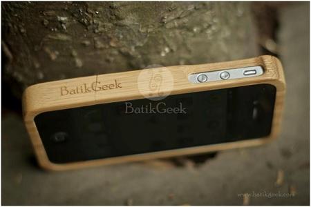 FauzanStore: CASE HP SMARTPHONE BAMBU