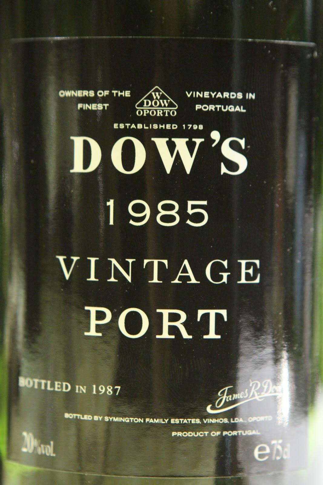 1994 dow vintage port