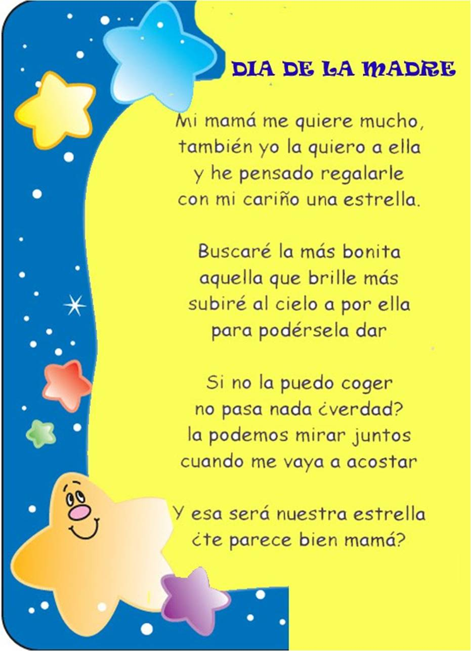 Poemas Para DIA De La Madre