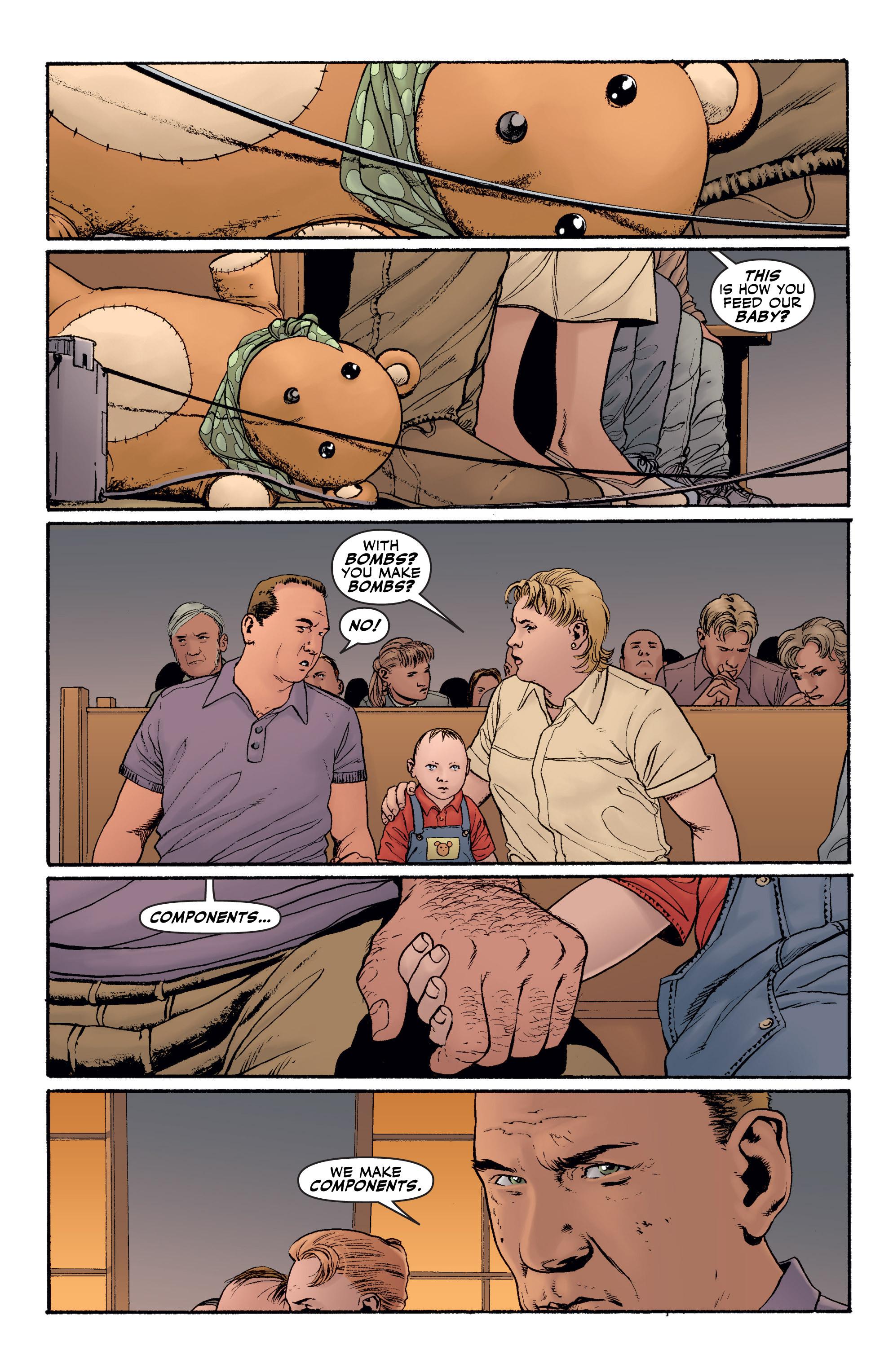 Captain America (2002) Issue #3 #4 - English 11