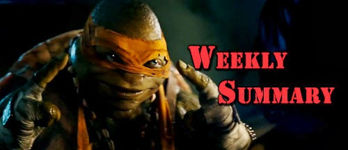Weekly-Summary-teenage-mutant-ninja-turtles