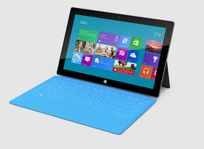 Microsoft Surface tablet bd