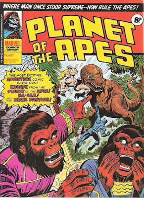 Marvel UK, Planet of the Apes #60