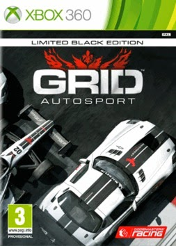 Download - Jogo GRID Autosport XBOX360-iMARS (2014)