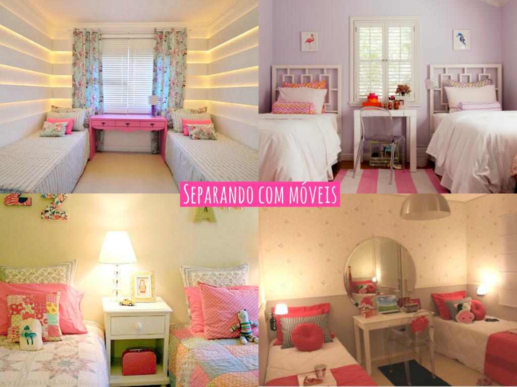 Como decorar quartos divididos entre irmãos? #BB105F 1024x768