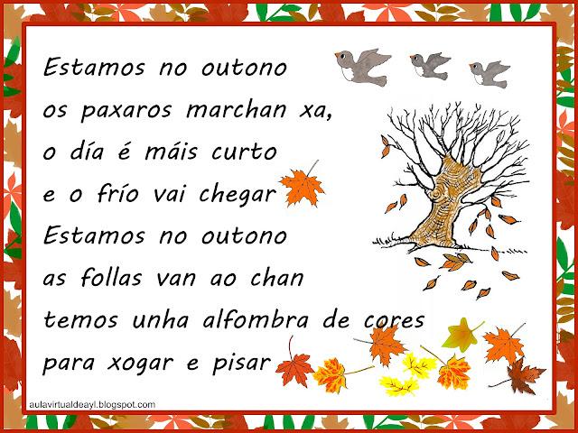 Poemas De Otono Para Ninos En Espanol