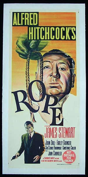 alfred hitchcocks rope