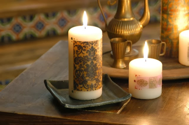 25 DIY Candles Making And Decorating Easy Tutorials