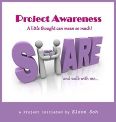 Click to Project Awareness