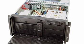 Dell Poweredge R420 4B LFF 1P Quad 2.20GHZ E5-2407 8GB Memory 250GB Server H310