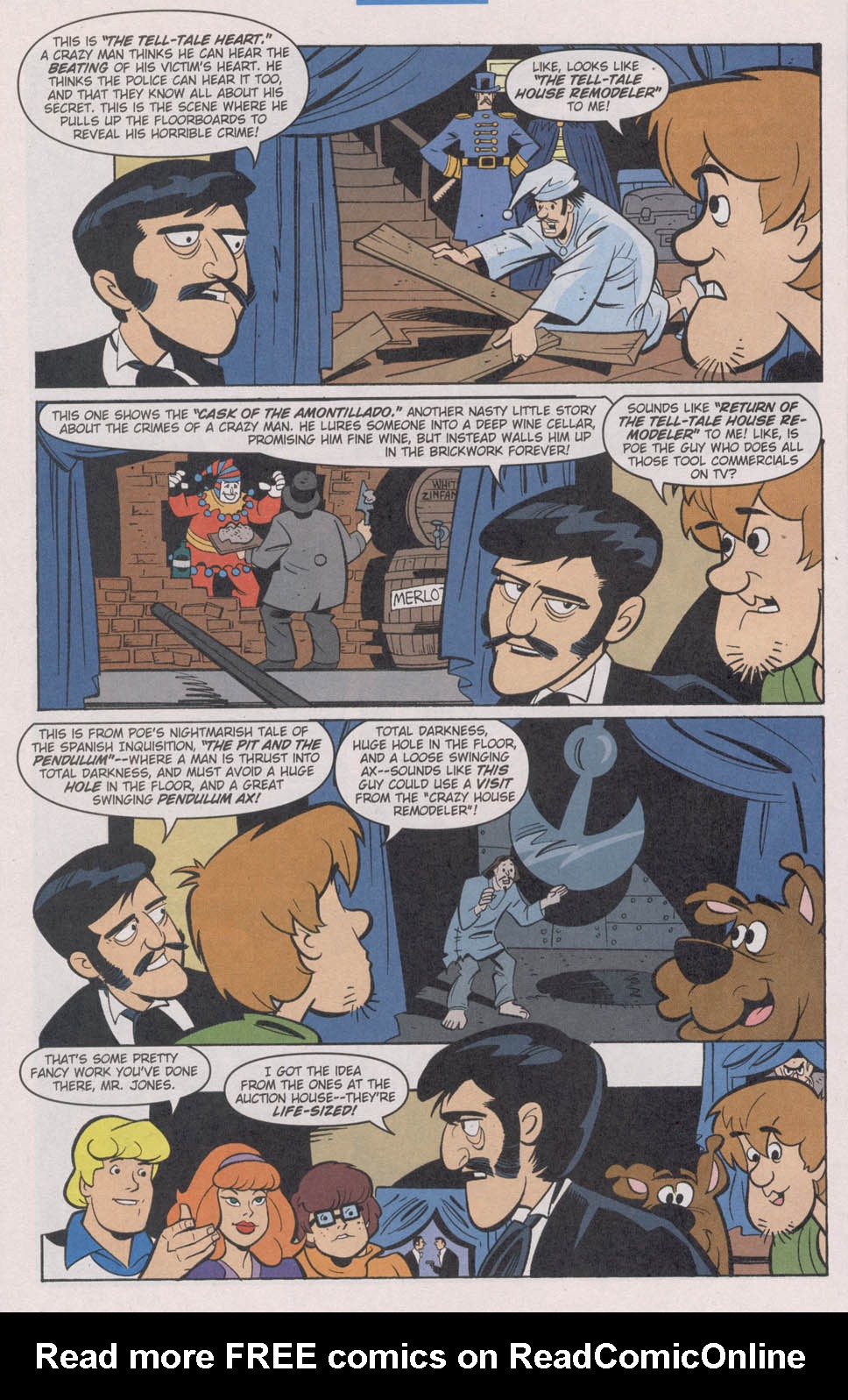 Read online Scooby-Doo (1997) comic -  Issue #80 - 24
