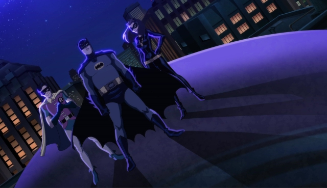 Hình ảnh phim Batman: Sự Trở Lại Của Đội Quân Thập Tự