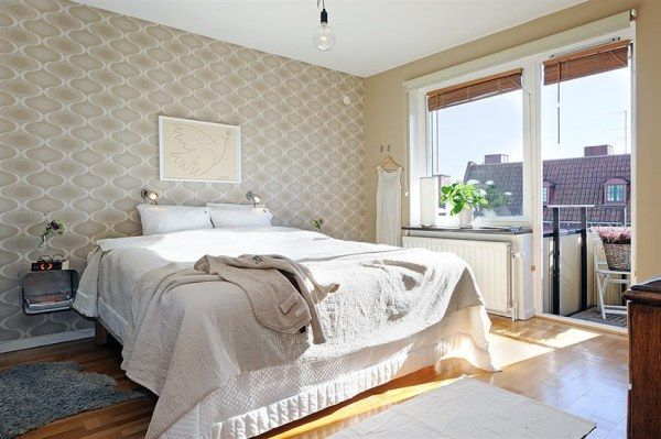 modern swedish bedroom designs