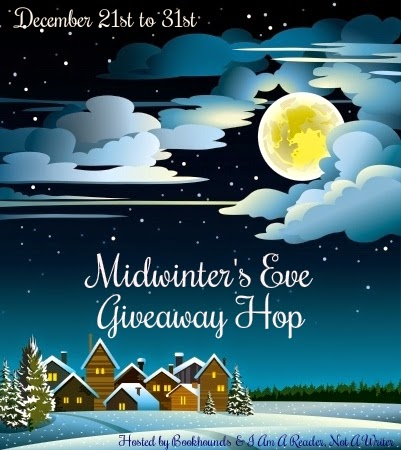 Midwinter's Eve Giveaway: Win Burning Bright urban fantasy novel by E.J. Stevens
