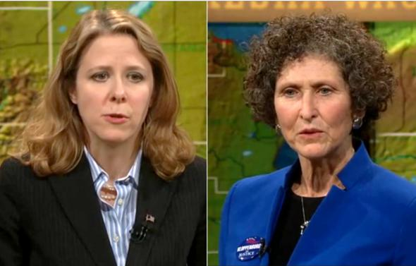 MUST SEE DEBATE - Taped March 15, 2016 WI SUPREME COURT