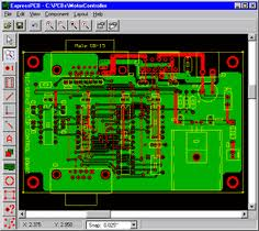 final year projects expresspcb pcb design software free