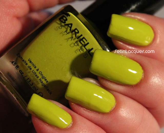 Barielle - Green Apple Chew