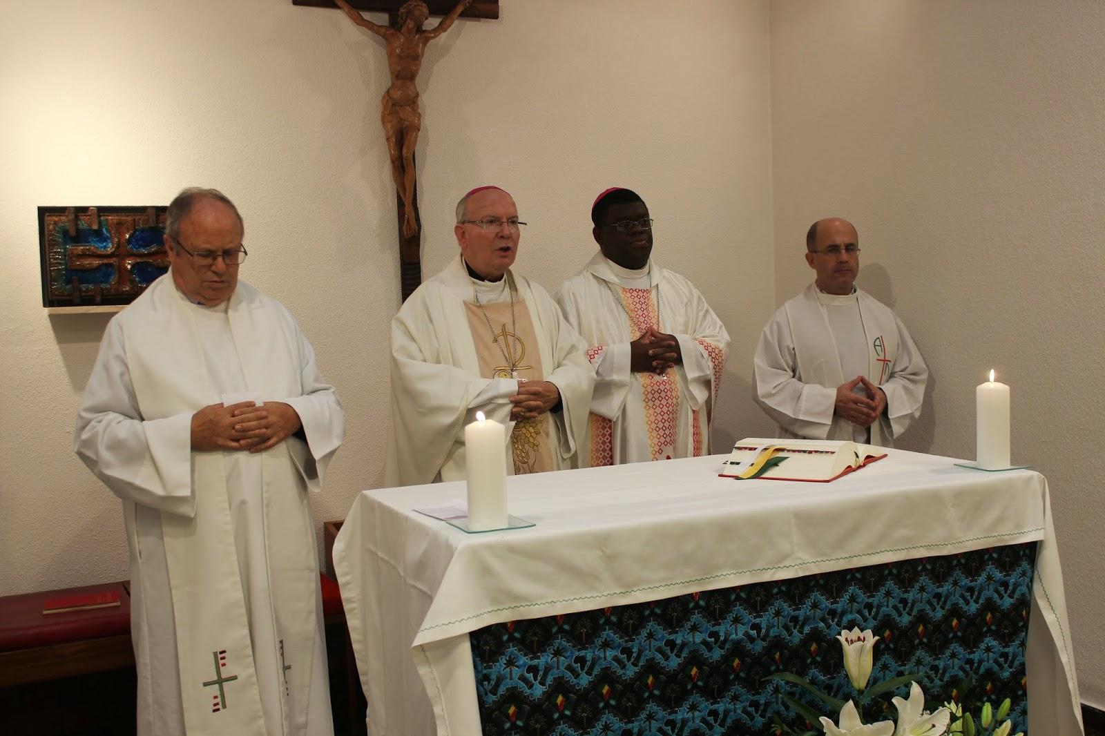 Presidencia de la Eucaristía