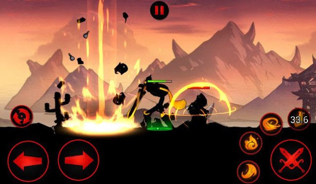 League of Stickman v1.4.0 Mod+Apk (Unlimited Money)