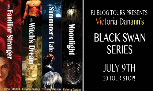 Book Tour: Black Swan Series by Victoria Danann