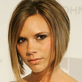 Victoria Beckham With Hair Extensions 88