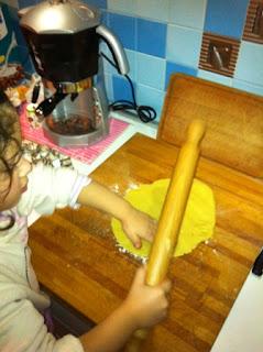 biscotti alla cannella per natale
