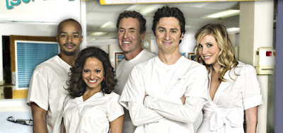saison 4 Scrubs FR streaming torrent