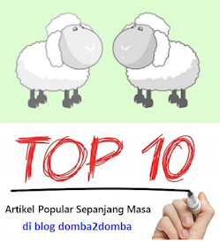 Top 10 - Artikel Paling Popular Sepanjang Masa Di Blog Ini