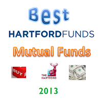 Best Hartford Mutual Funds 2013