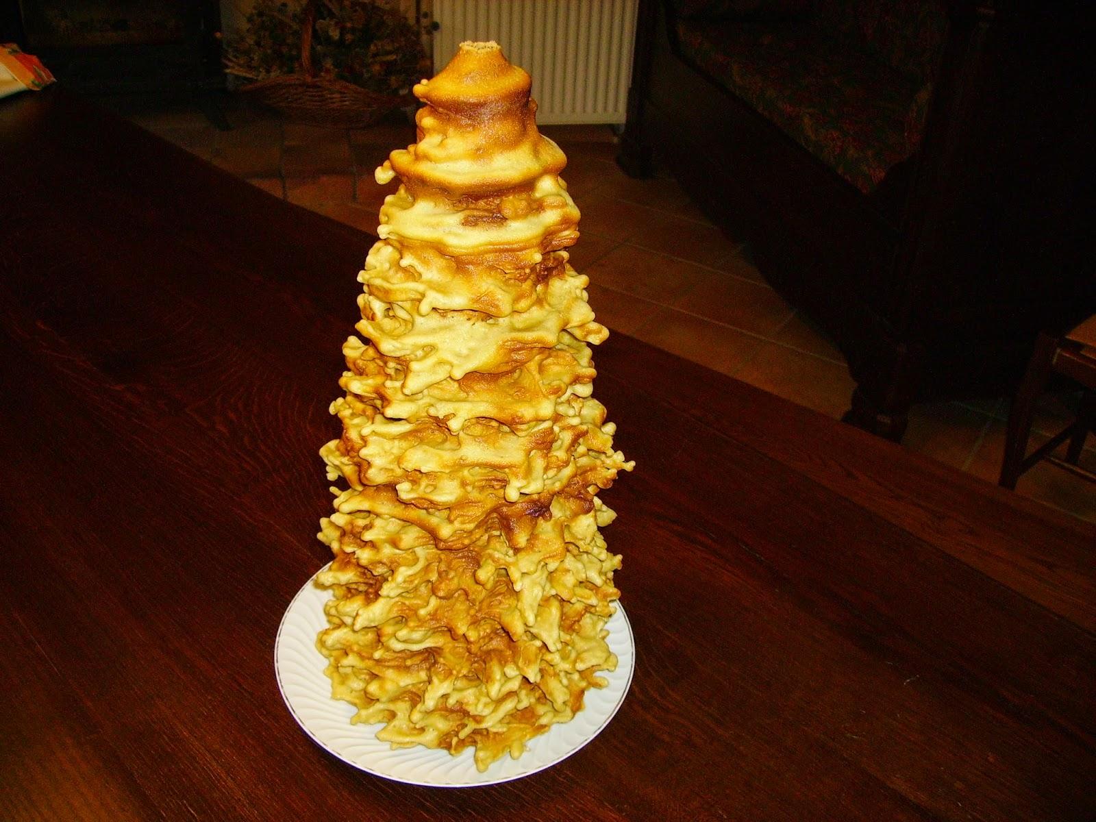 Gâteau à la broche