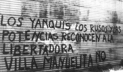 La Resistencia Peronista y la Globalización. REFLEXIONES SOBRE UNA CLASE INTRODUCTORIA, DICTADA EN UN CURSO DE HISTORIA ARGENTINA Y LA PROBLEMÁTICA DE LA GLOBALIZACIÓN
