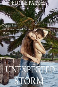 New FREE read 'Unexpected Storm' Please note this title is erotic romance 18+