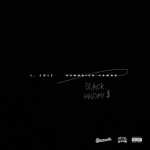 "J. Cole - ""Black Friday (Alright Freestyle)"""