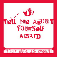 Tell Me About Yourself Award (x3)