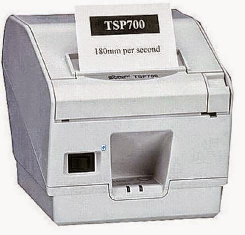 TSP700II Thermal Receipt Printers