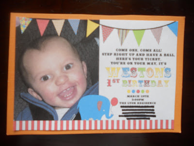 {focus_keyword} Weston's Circus 1st Birthday Party 109