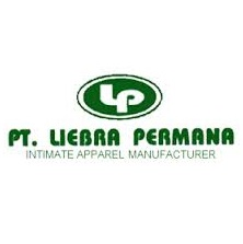 Logo PT Liebra Permana